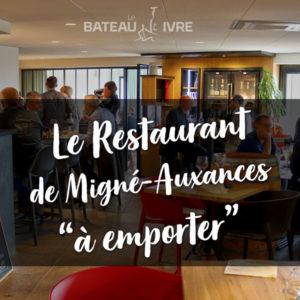 Le Restaurant de Migné-Auxances